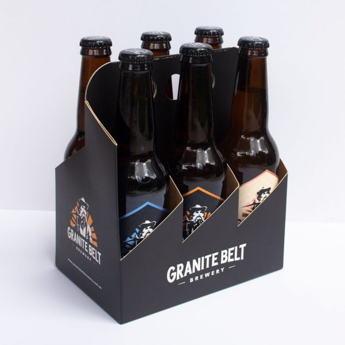 taster carton granite belt brewery
